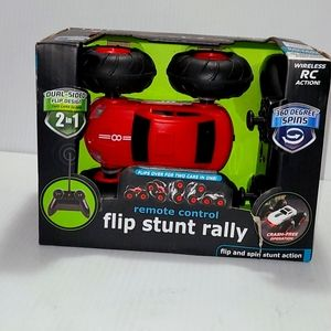 Radio Control Flip Stunt Rally - New in Box